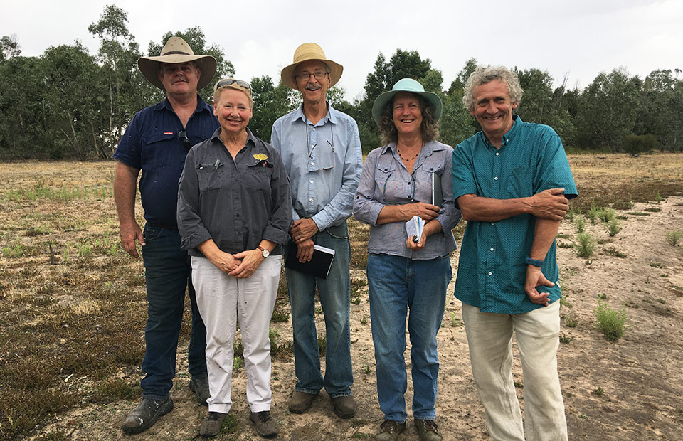 WAMA RECIEVES A $48,000 GRANT TO CREATE A GRAMPIANS ENDEMIC PUBLIC GARDEN