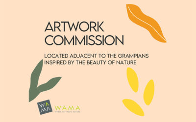 WAMA ART COMMISSION – AN INVITATION TO TENDER